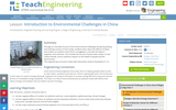 Introduction to Environmental Challenges in China