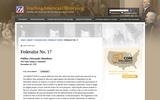 Federalist No. 17 Publius (Alexander Hamilton)