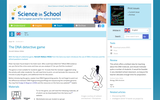 The DNA Detective Game
