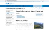Basic Information About Estuaries