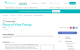 Lesson Plan: Point of View Frenzy