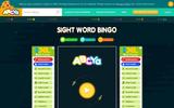 ABCya Sight Word Bingo