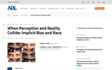 When Perception and Reality Collide: Implicit Bias and Race