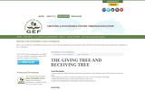 The Giving Tree and Receiving Tree