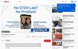 No STEM Lab? No Problem!