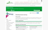 Assessing Human Hearing