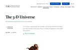 The 3-D Universe
