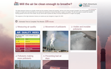 Will the Air Be Clean Enough to Breathe?