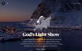 God's Light Show