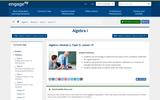 Algebra I Module 2, Topic D, Lesson 19