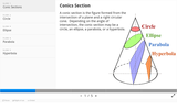 Conic Sections: Recognizing Equations