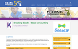 Breaking Blocks - Base 10 Counting