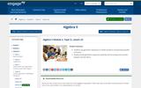 Algebra II Module 3, Topic D, Lesson 25