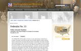 Federalist No. 13 Publius (Alexander Hamilton)