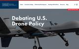 Debating U.S. Drone Policy