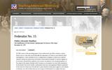 Federalist No. 15 Publius (Alexander Hamilton)