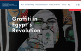 Graffiti in Egypt's Revolution