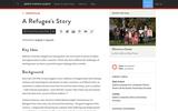 A Refugee's Story