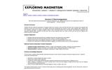 Exploring Magnetism - Session 2: Electromagnetism