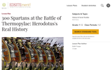 300 Spartans at the Battle of Thermopylae: Herodotus's Real History