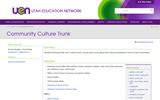 Community Culture Trunk