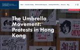 The Umbrella Movement: Protests in Hong Kong