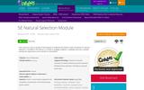 5E Natural Selection Module