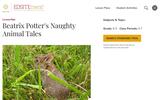 Beatrix Potter's Naughty Animal Tales