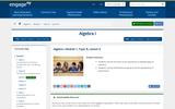 Algebra I Module 1, Topic B, Lesson 6