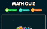 Math Quiz