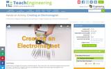 Creating an Electromagnet