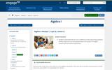 Algebra I Module 1, Topic B, Lesson 8