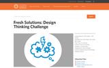 Fresh Solutions: Design Thinking Challenge