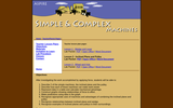 Simple & Complex Machines - Inclined Plane and Pulley (Teacher Lesson Plan Pages)