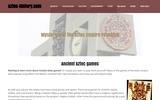 Ancient Aztec Games