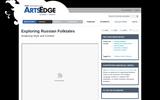 Exploring Russian Folktales