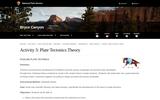 Activity 3: Plate Tectonics Theory - Puzzling Plate Tectonics