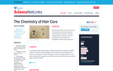 The Chemistry of Hair Care