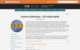 Careers in Education Model