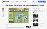 Big Dreams Idea Mapper | Vel Phillips: Dream Big Dreams