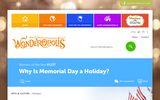 Why is Memorial Day a Holiday?
