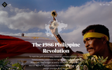 The 1986 Philippine Revolution