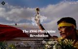 The 1986 Philippine Revolution