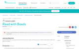 Lesson Plan: Read With Beads