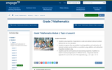 Adding and Subtracting Rational Numbers Without a Calculator: Grade 7 Mathematics Module 2, Topic A, Lesson 8
