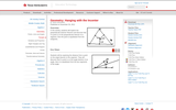 Geometry: Hanging with the Incenter