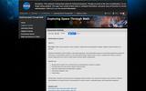 EXERCISING IN SPACE - NASA Lesson Exploring Space Through Math