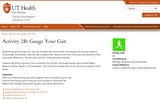 Activity 2B: Gauge Your Gait