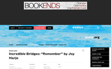 "Incredible Bridges: ""Remember"" by Joy Harjo"