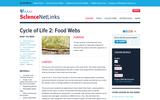 Cycle of Life 2: Food Webs